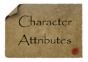 Character Attributes